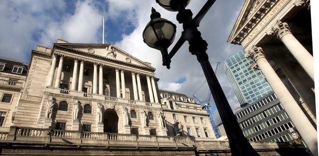 Банк Англии ожидаемо сохранил ставку на уровне 0,75%