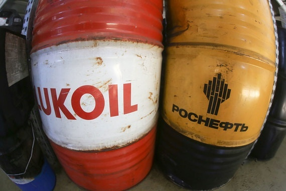 «Лукойл» опередил «Роснефть» по капитализации