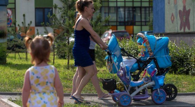 Российские власти могут ввести новые меры поддержки семей с детьми – Голикова