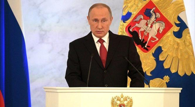 Путин: Сверхзадачей для РФ должно быть изменение структуры экономики