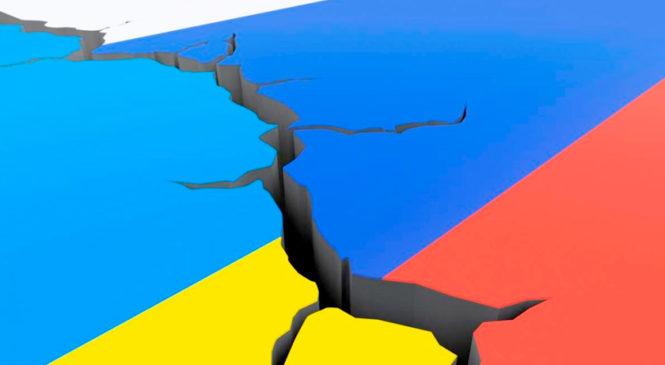 Россия вводит ответные меры на санкции Украины