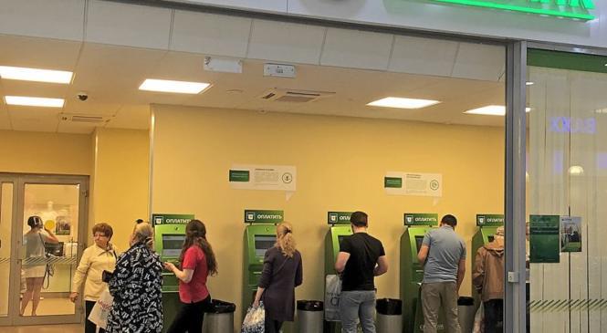 Сбербанк будет выдавать посылки в отделениях Москвы и Петербурга
