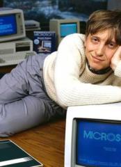 Билл Гейтс планировал стать миллионером к 30,  а стал … миллиардером в 31 год!