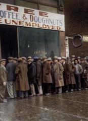 Аль Капоне кормил людей бесплатным супом во времена Великой депрессии