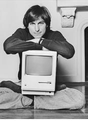 Легендарный  Стив Джобс получал в Apple зарплату в 1 доллар